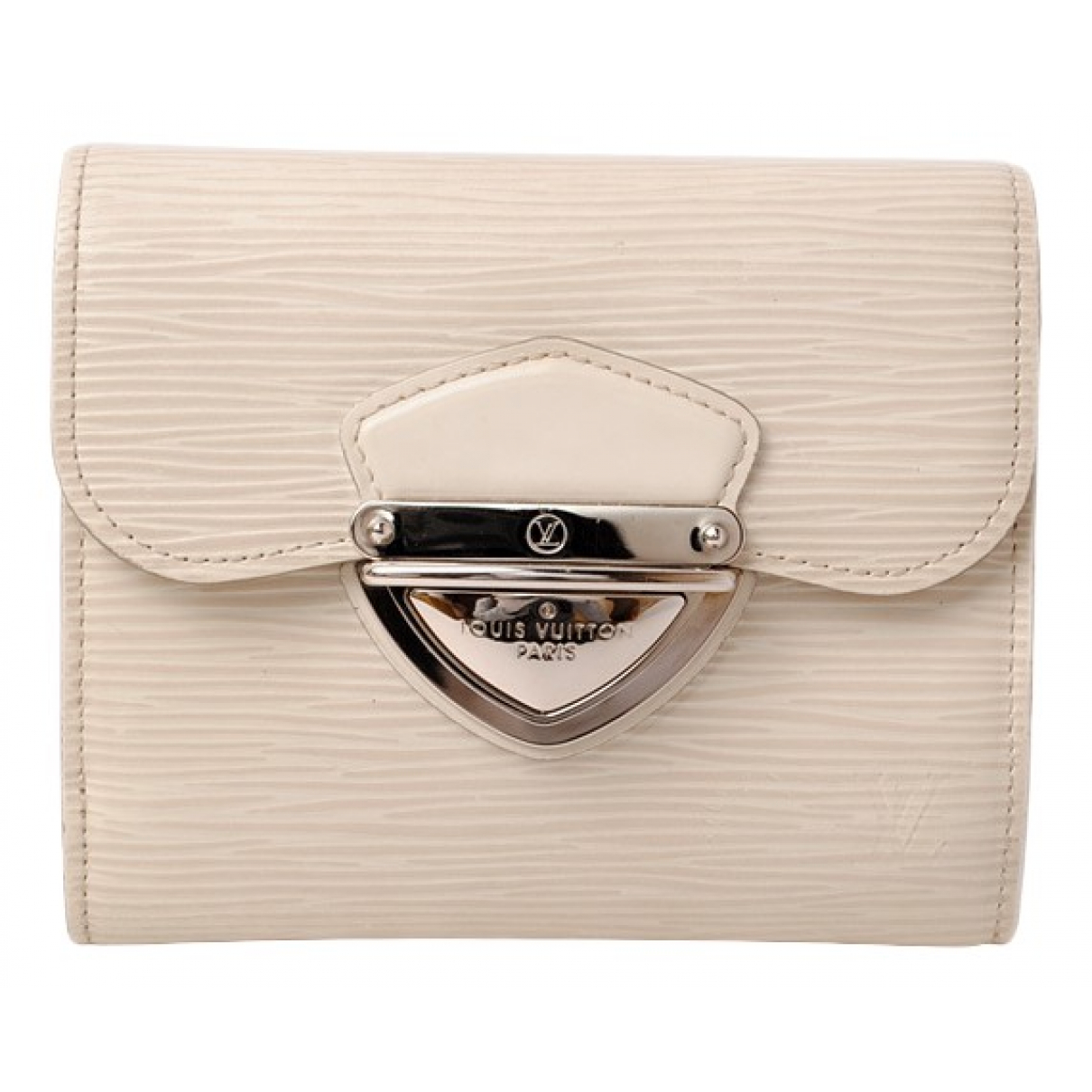 Louis Vuitton \N White Leather wallet for Women \N