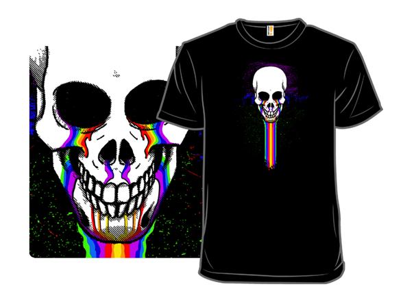 Full Color Bleed T Shirt