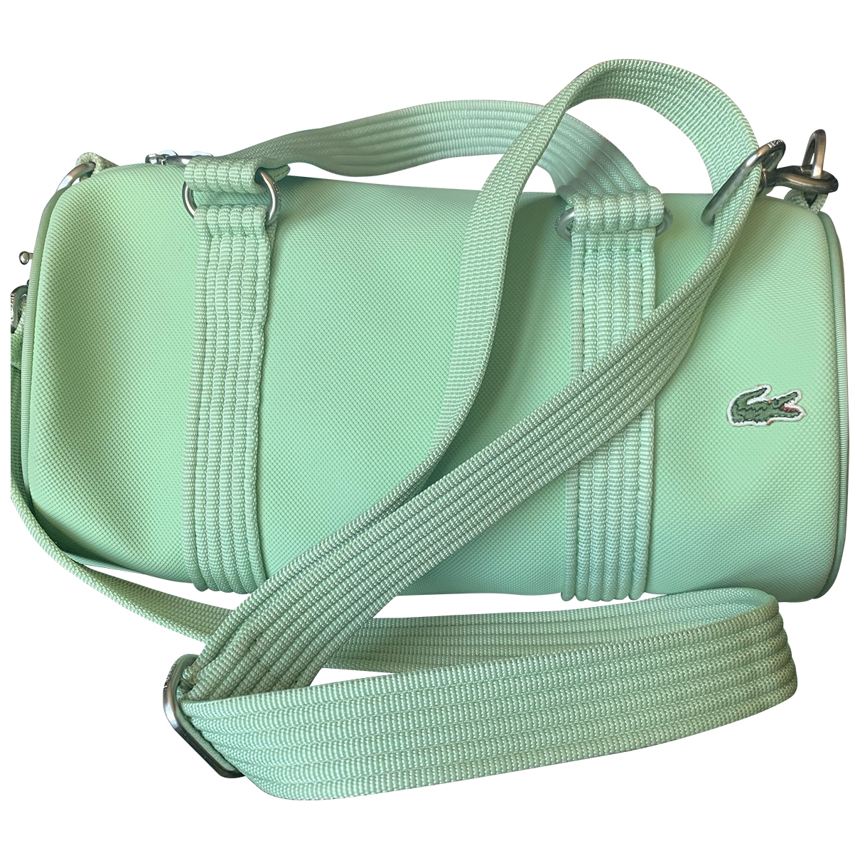 Lacoste \N Green handbag for Women \N