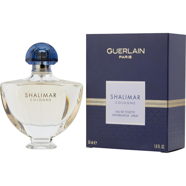 Shalimar Cologne - Guerlain Eau de Toilette Spray 50 ML