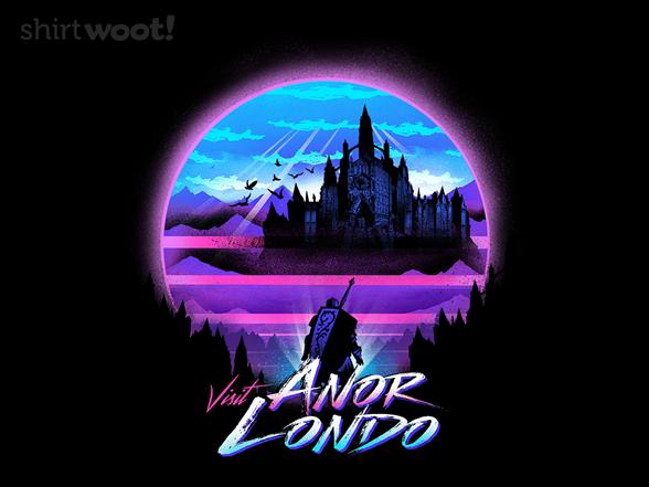 Visit Anor Londo T Shirt