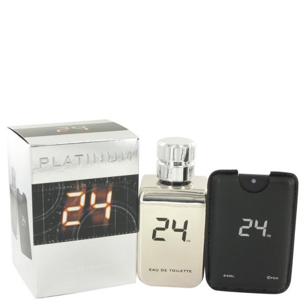 24 Platinum The Fragrance - Scentstory Eau de toilette en espray 100 ml