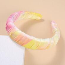 Colorful Padded Hair Hoop