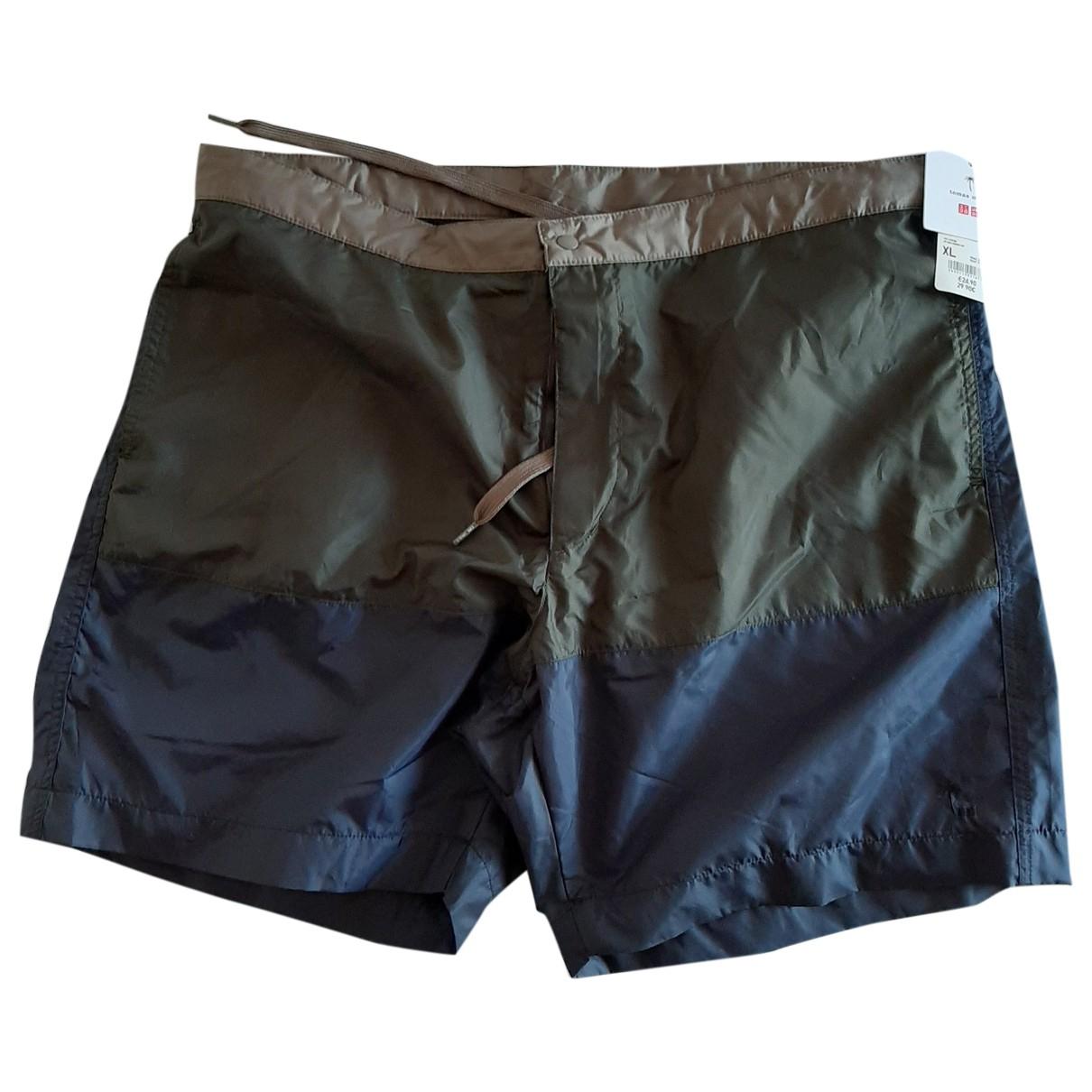 Uniqlo \N Blue Swimwear for Men XL International