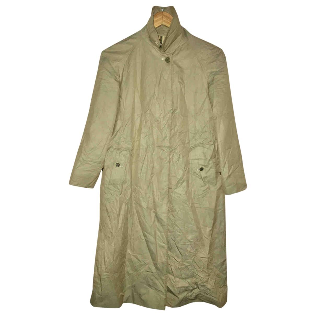 Burberry \N Brown Cloth coat  for Men M International