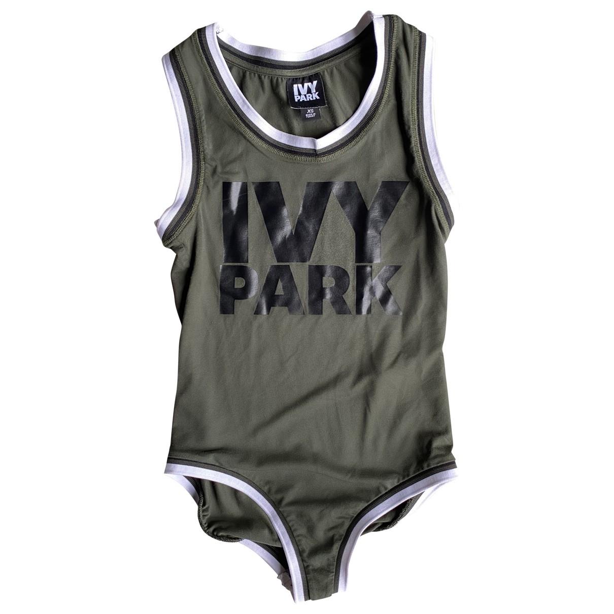 Ivy Park \N Khaki  top for Women XS International