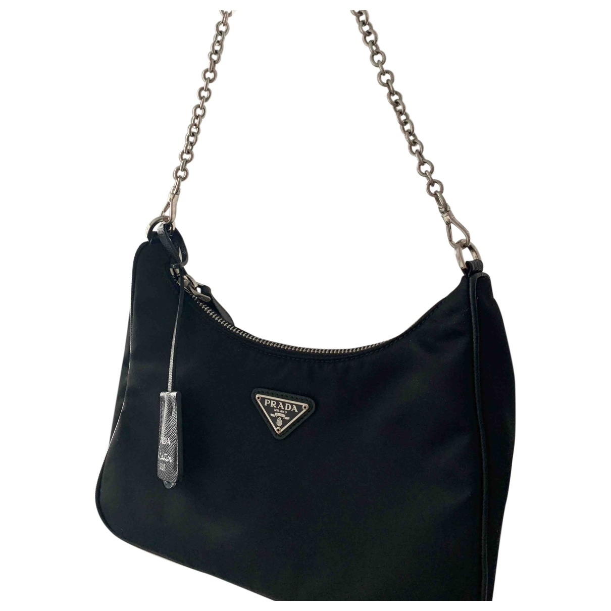 Prada Re-edition Black handbag for Women \N