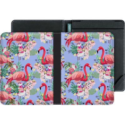 tolino vision 4 HD eBook Reader Huelle - Flamingo Tropical von Mukta Lata Barua