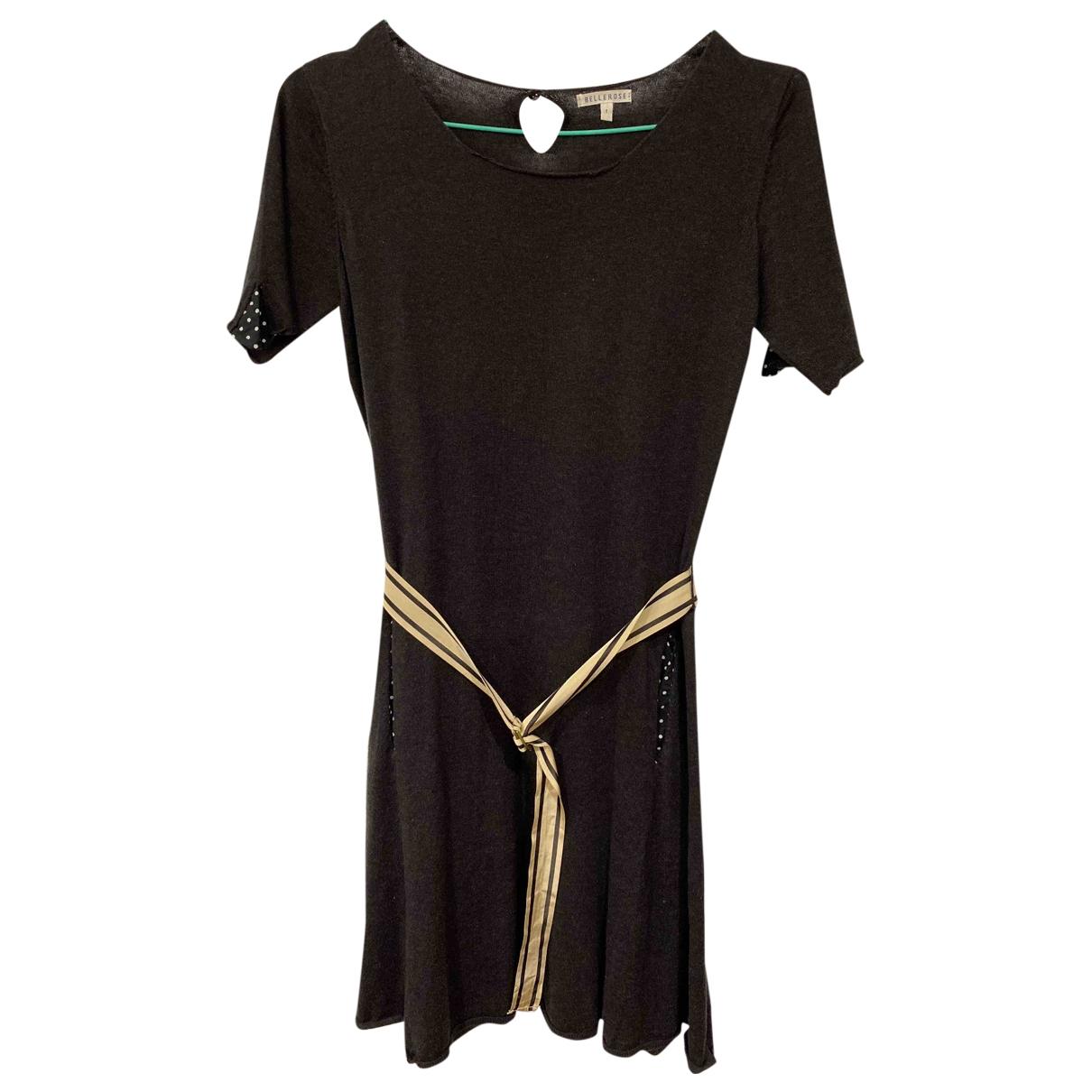 Bellerose - Robe   pour femme en coton - gris