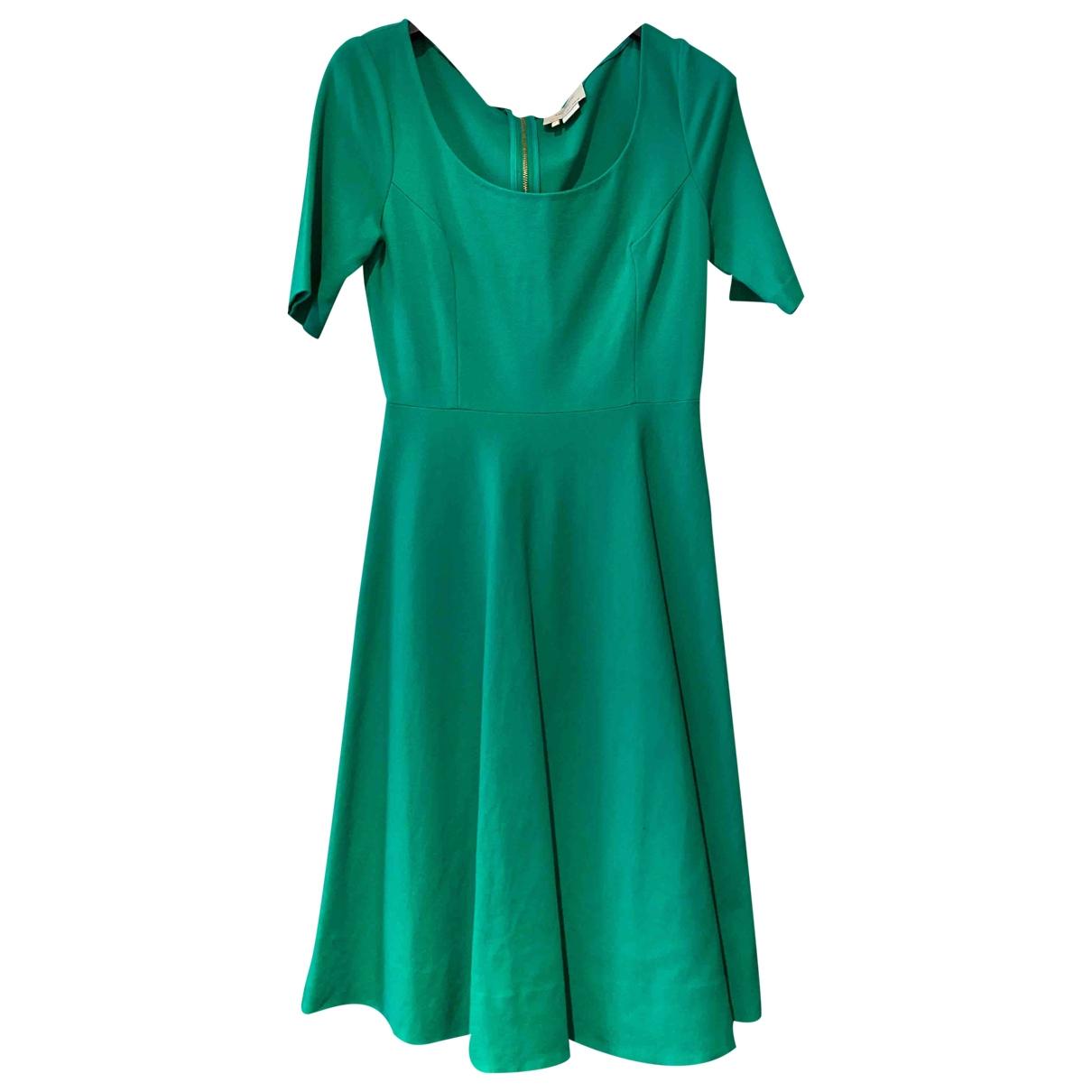 Kate Spade \N Kleid in  Gruen Baumwolle - Elasthan