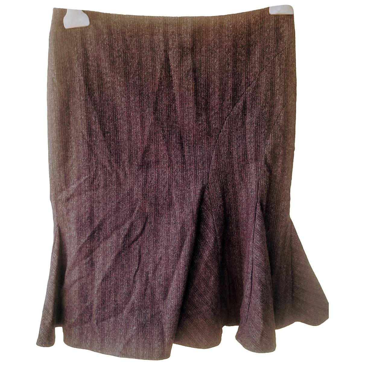 Max & Co \N Wool skirt for Women 42 IT
