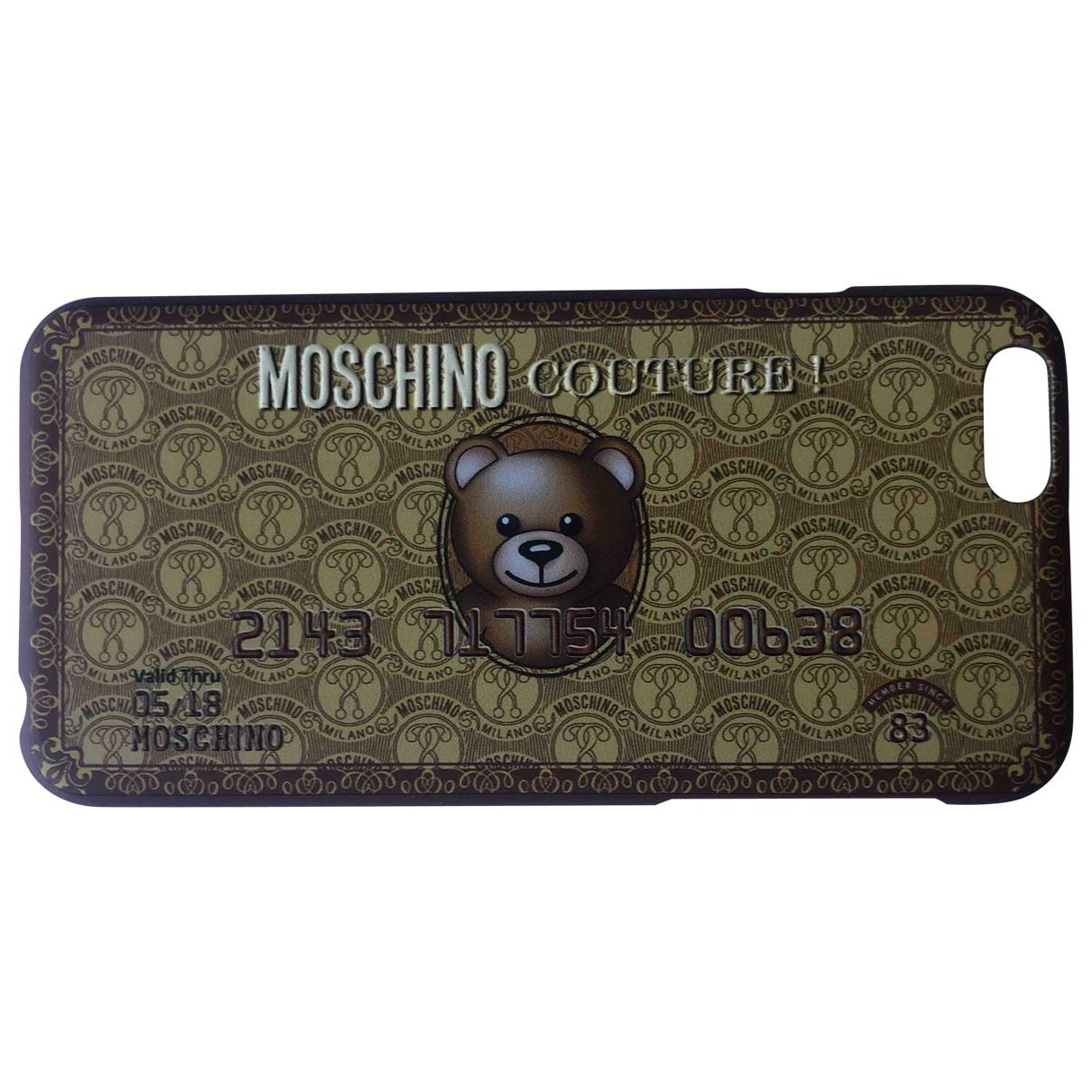 Moschino - Accessoires   pour lifestyle - marron