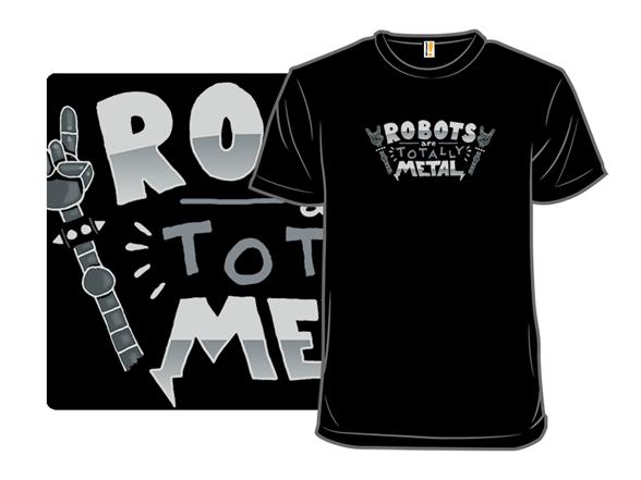Robo Rocker T Shirt