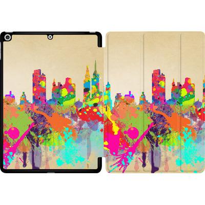Apple iPad 9.7 (2018) Tablet Smart Case - New York Skyline von Mark Ashkenazi