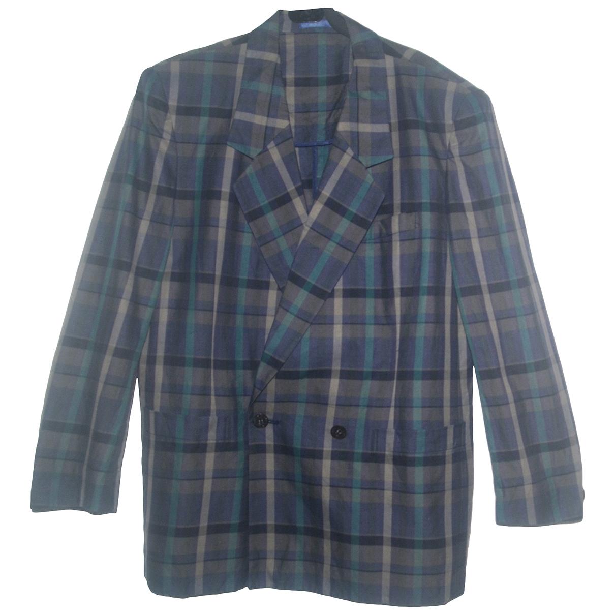 Burberry - Veste   pour femme en coton - multicolore