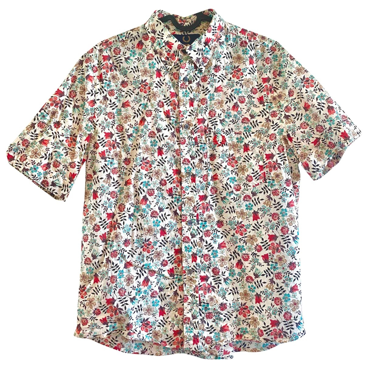 Fred Perry \N Multicolour Cotton Shirts for Men S International