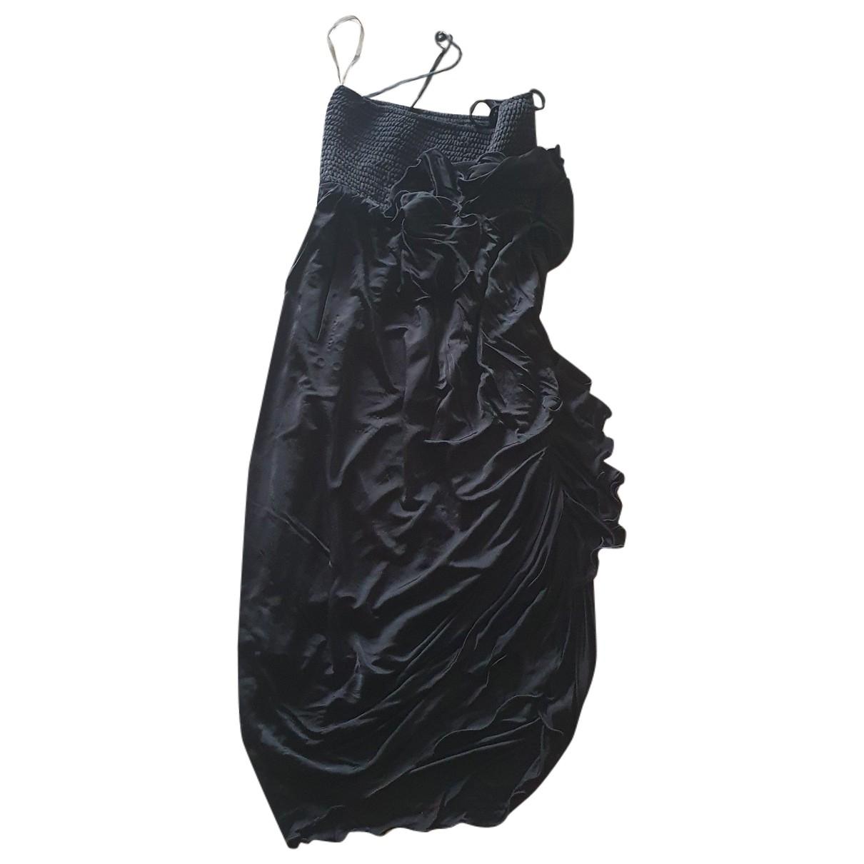Patrizia Pepe - Robe   pour femme - noir