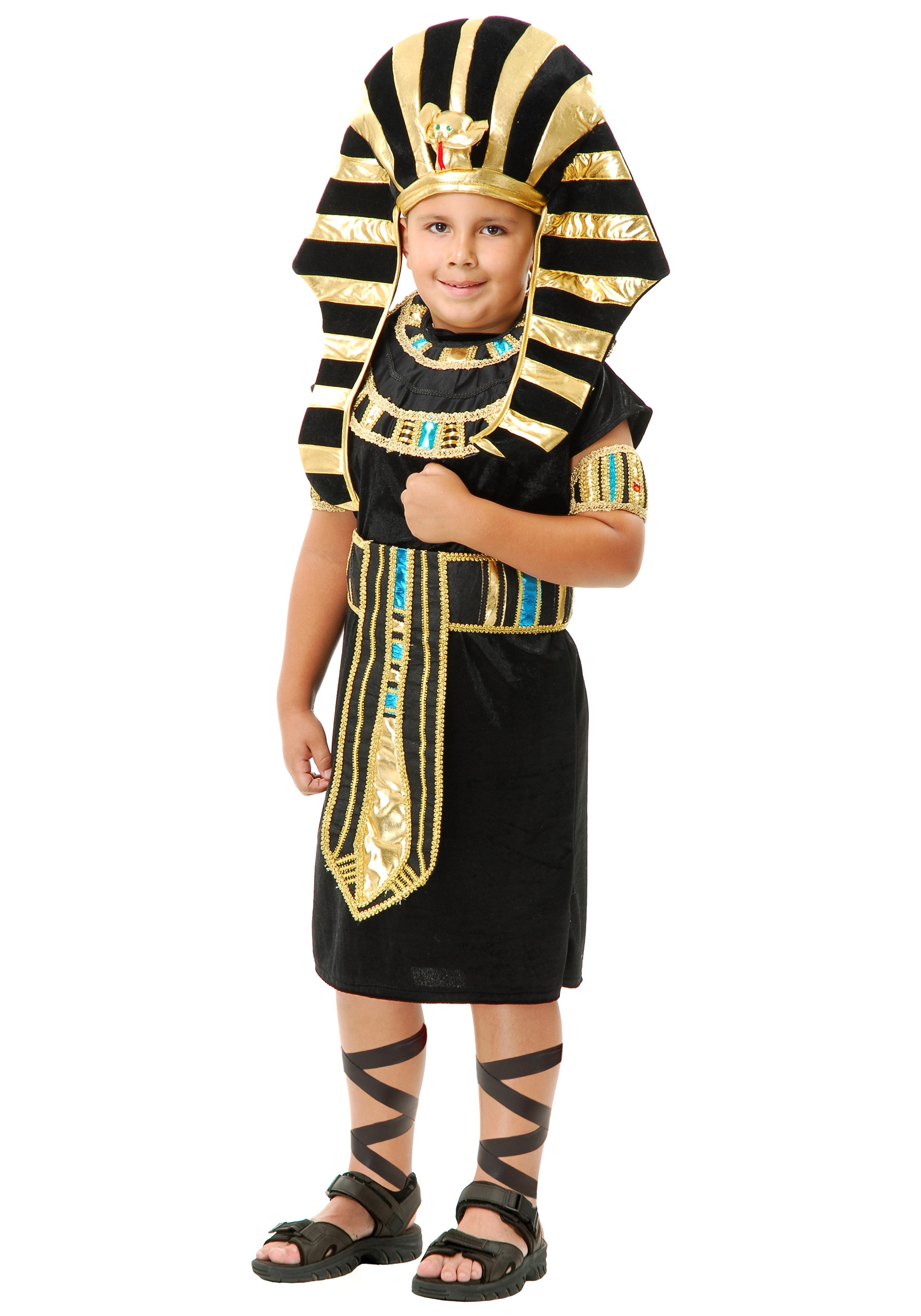King Tut Costume for Boys