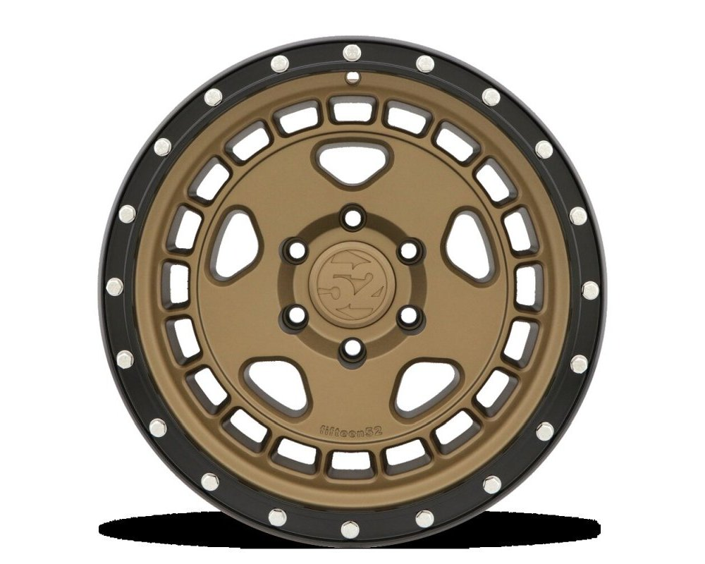 Fifteen52 Turbomac HD Wheel Block Bronze 17x8.5 6x139.7|6x5.5 0mm