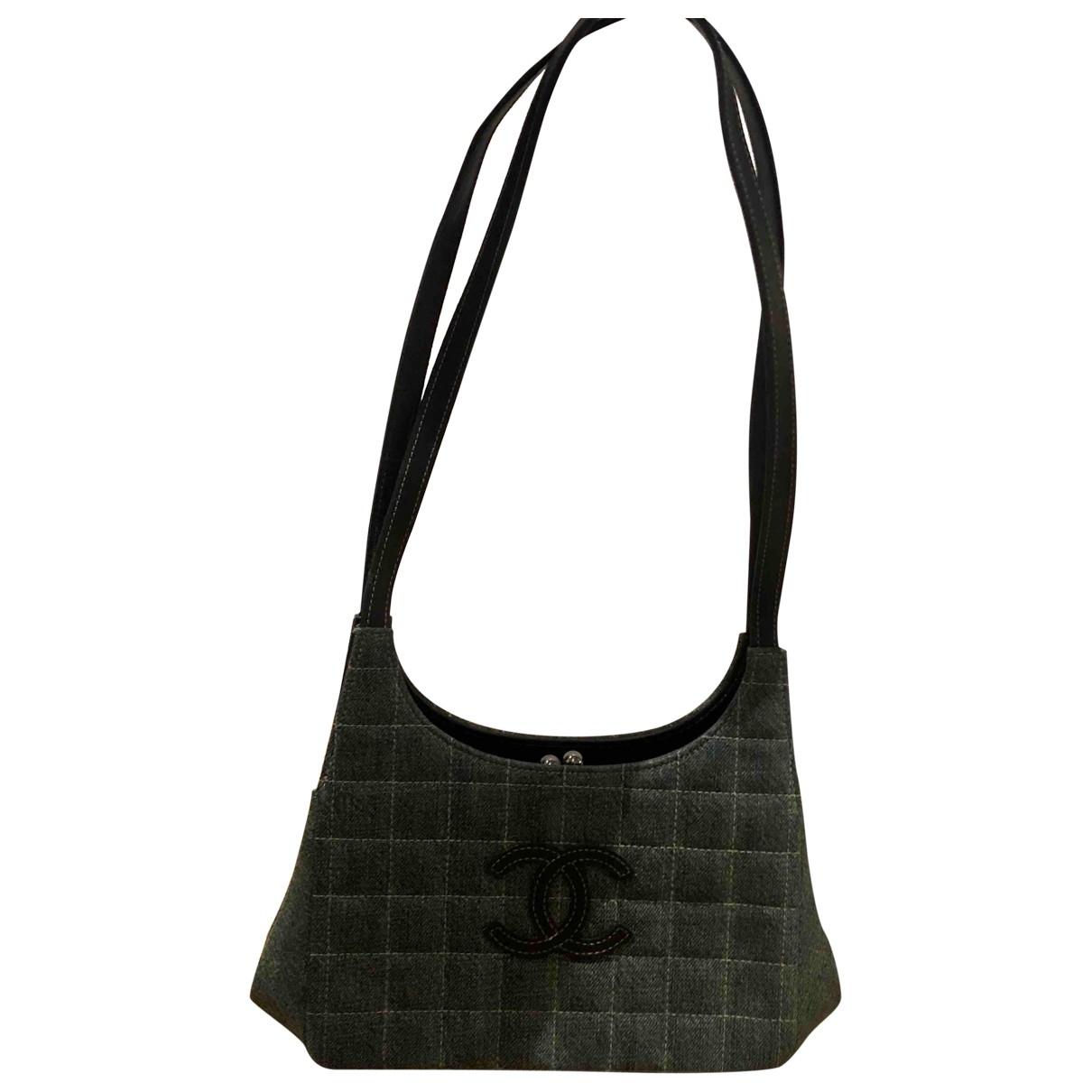 Chanel \N Blue Denim - Jeans handbag for Women \N