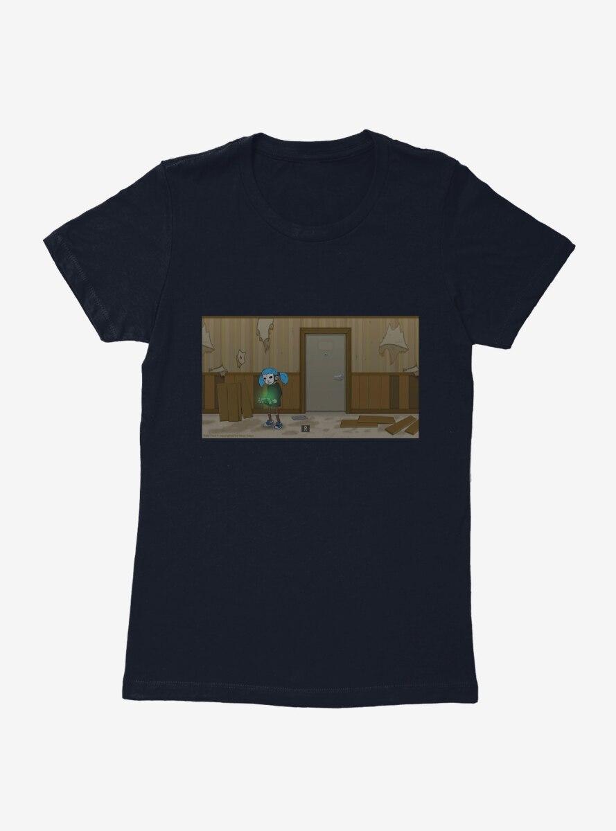 Sally Face Playing Gear Boy Womens T-Shirt