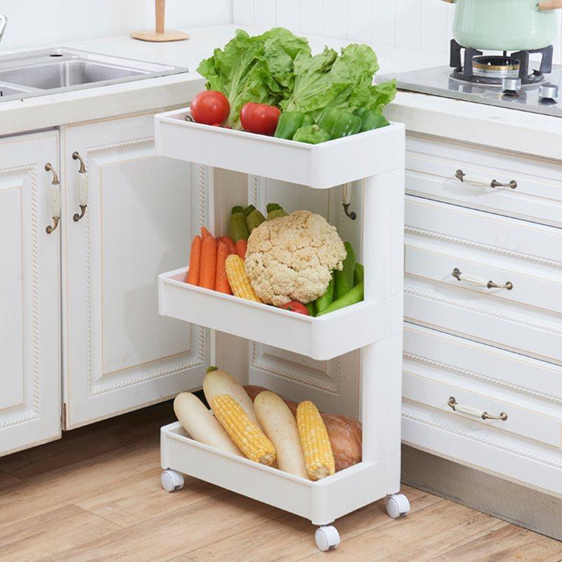Beddinginn Tableware Kitchen Plastic Storage Holders & Racks