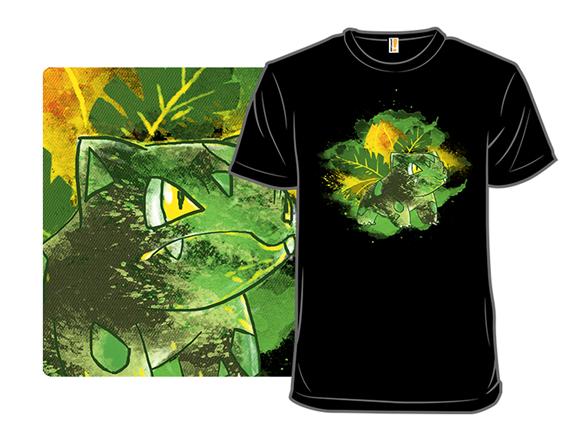 Grass Storm T Shirt