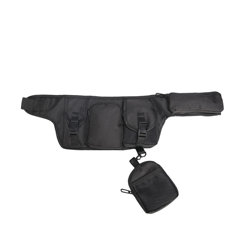 Outdoor Tactical Bag Oxford Fabric Multifunctional Document Bag Hiking Fitness Running Backpack