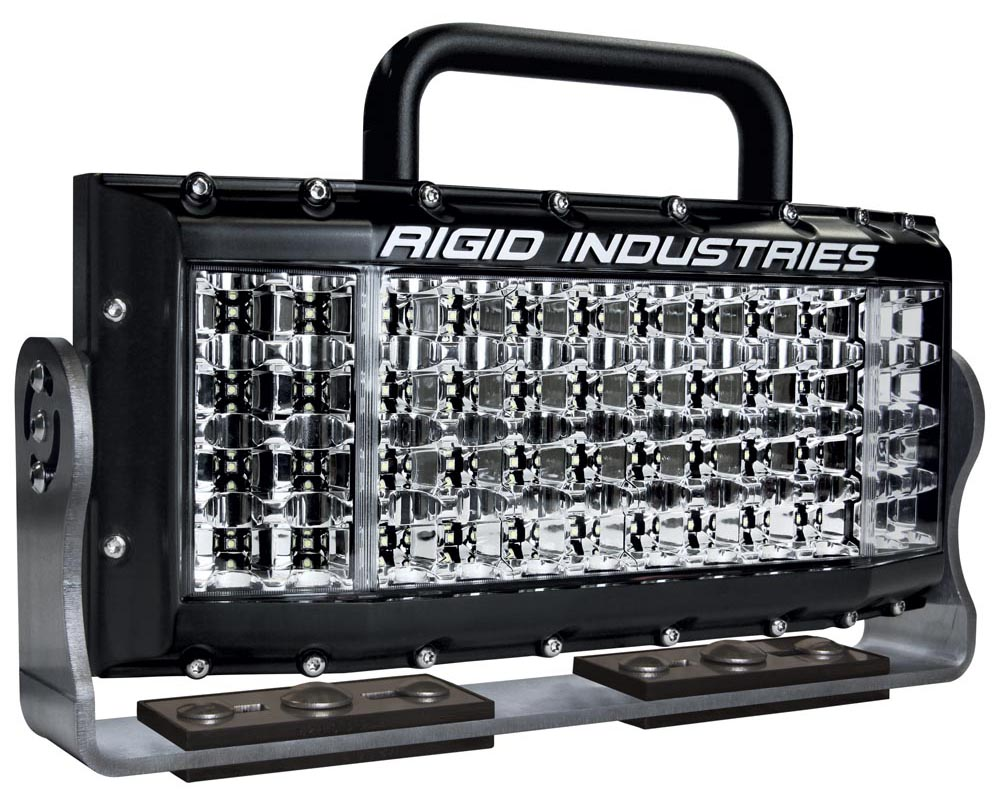 RIGID Industries AC 80/ 40 Optic Black Housing Site Series