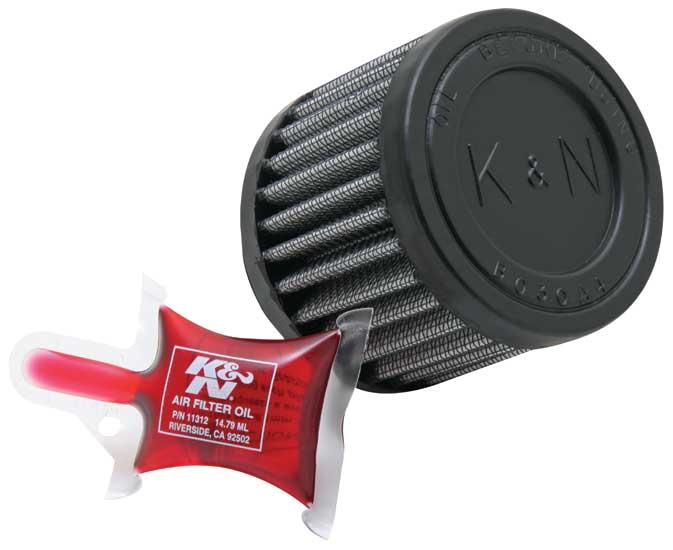 K&N RU-1130 Universal Clamp-On Air Filter