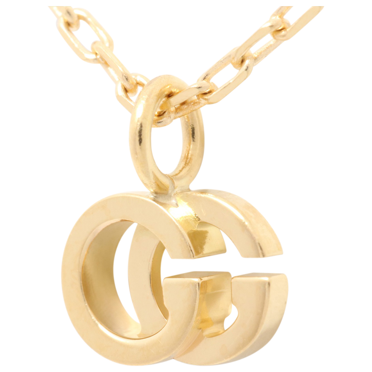 Gucci \N Kette in  Gold Gelbgold