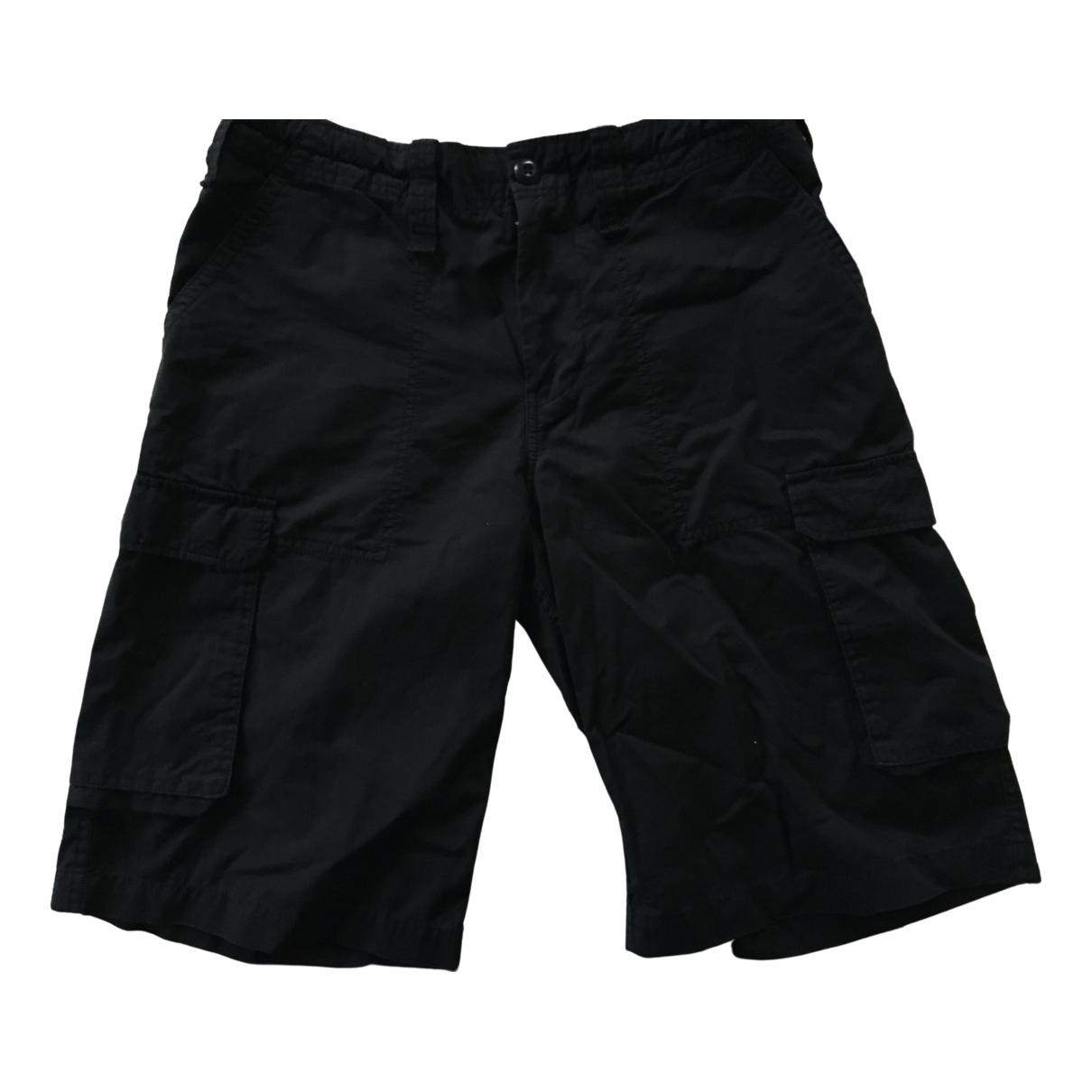 A Bathing Ape \N Black Cotton Shorts for Men M International