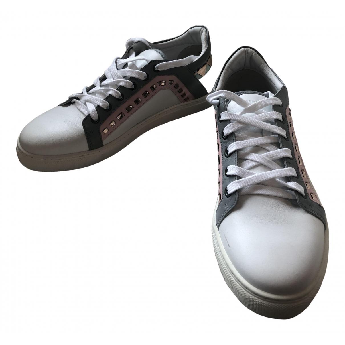 Sophia Webster \N Sneakers in  Bunt Leder