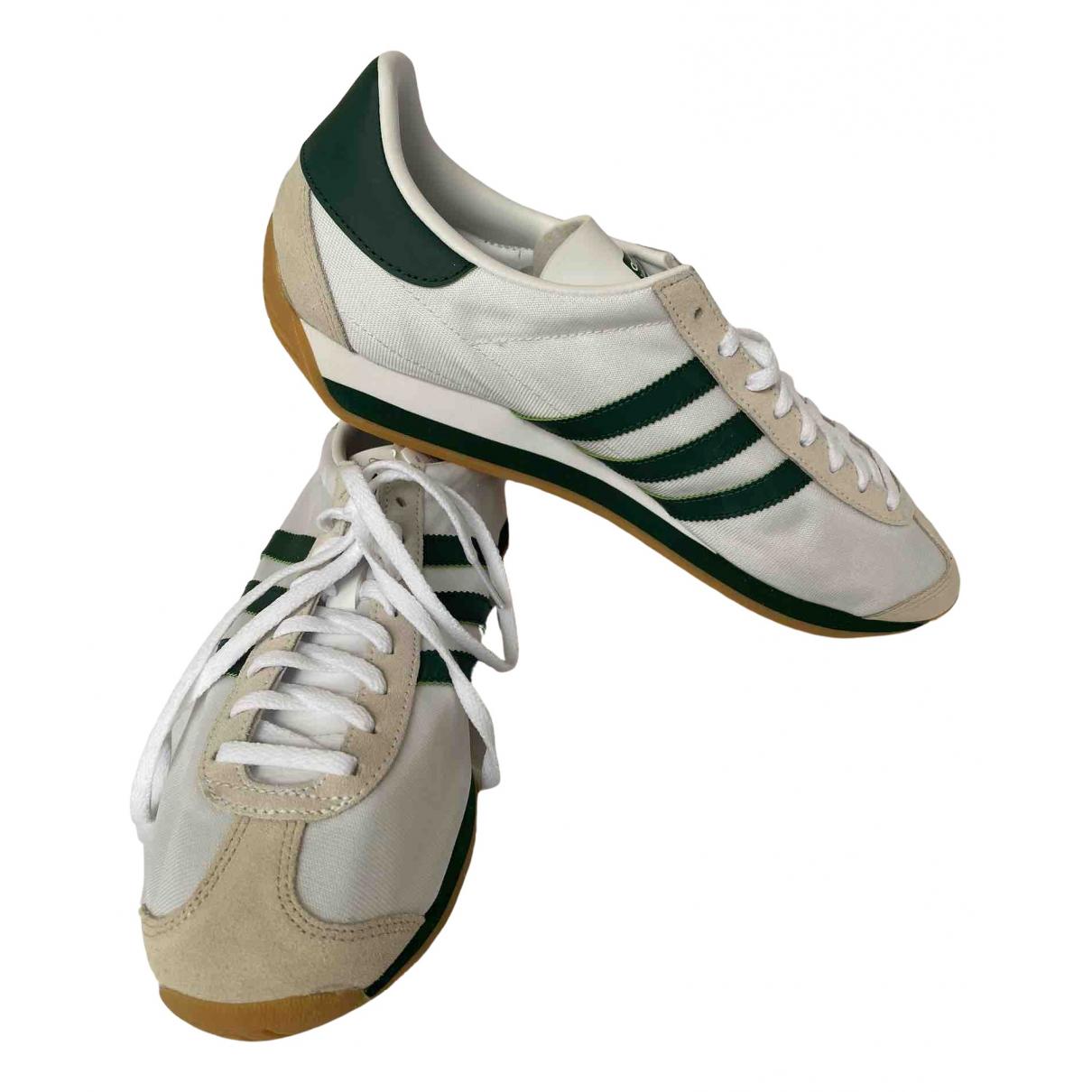 Deportivas de Lona Adidas