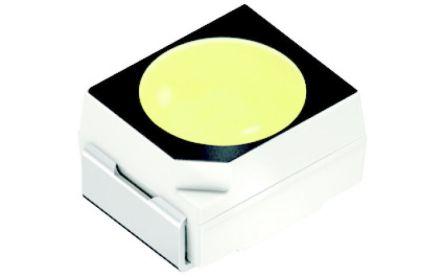 OSRAM Opto Semiconductors 3.4 V White LED PLCC 2 SMD,Osram Opto TOPLED LW TWTG.BB-BXCX-2B12C3 (8000)