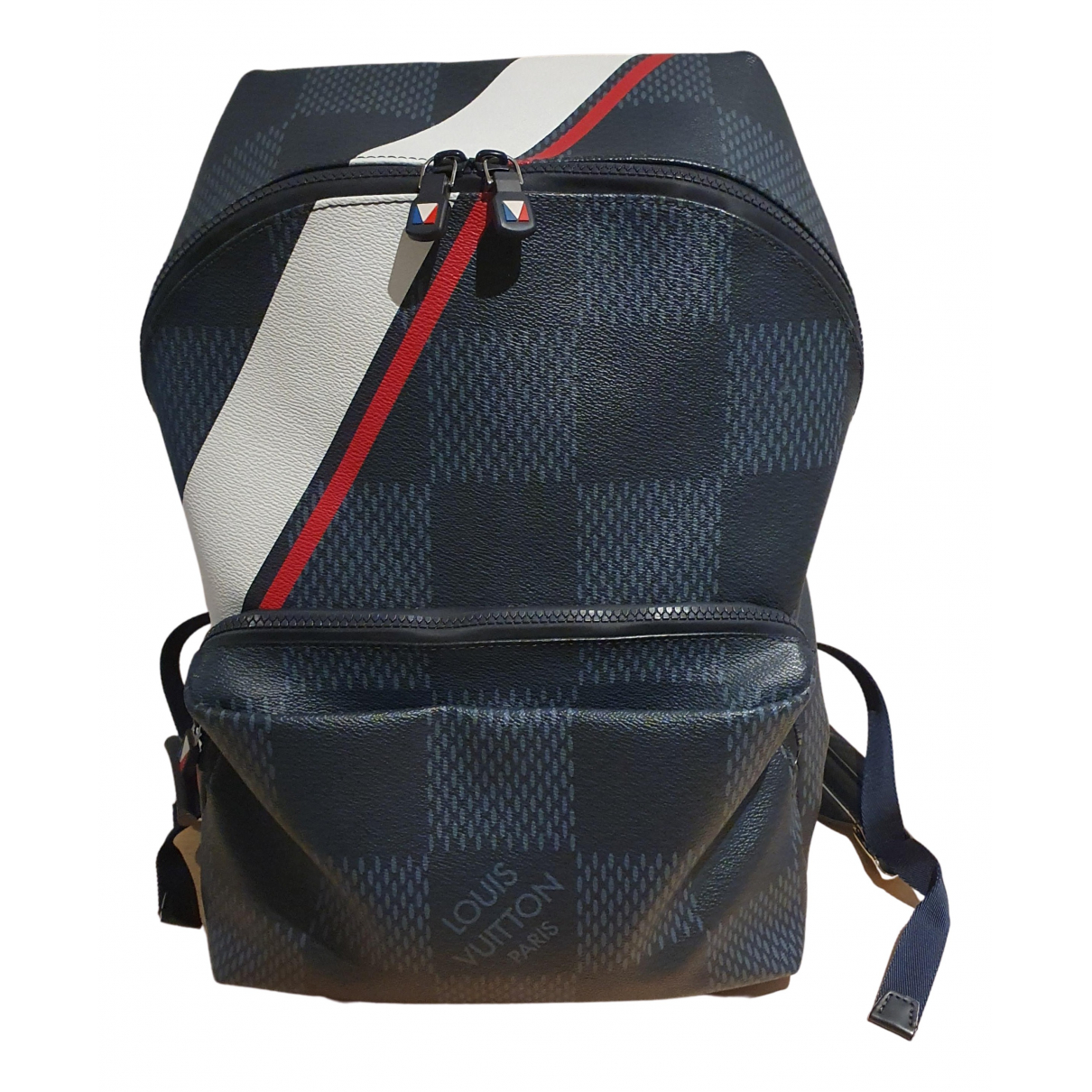 Louis Vuitton - Sac Apollo Backpack pour homme - bleu
