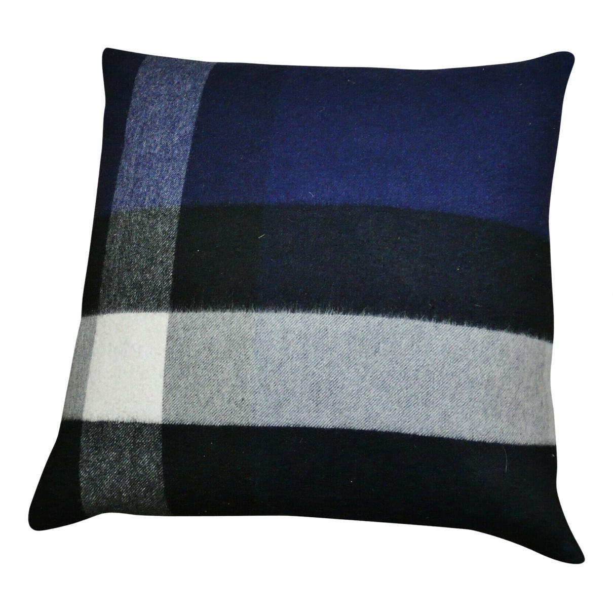 Burberry - Linge de maison   pour lifestyle en cachemire - bleu