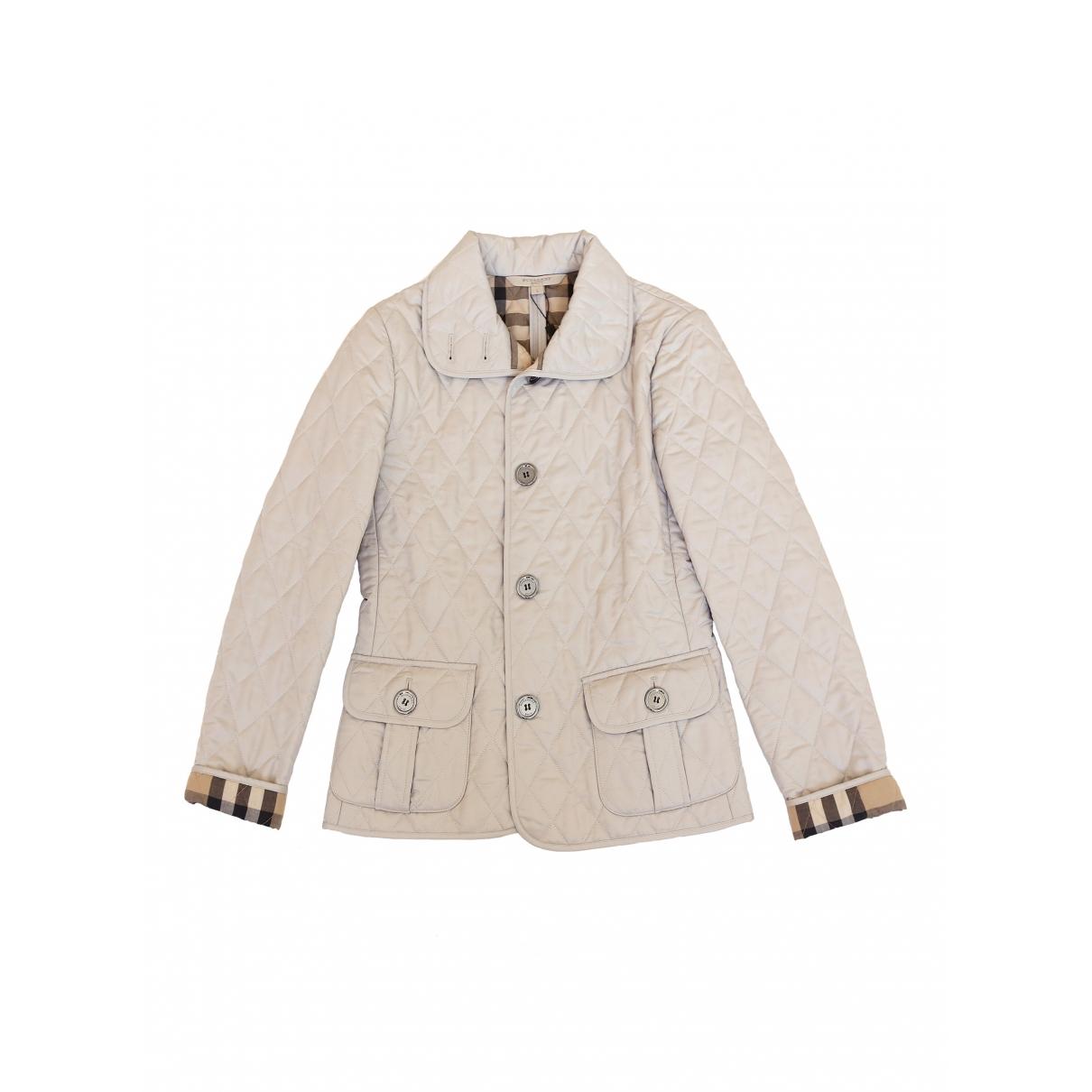 Burberry \N Beige jacket for Women S International