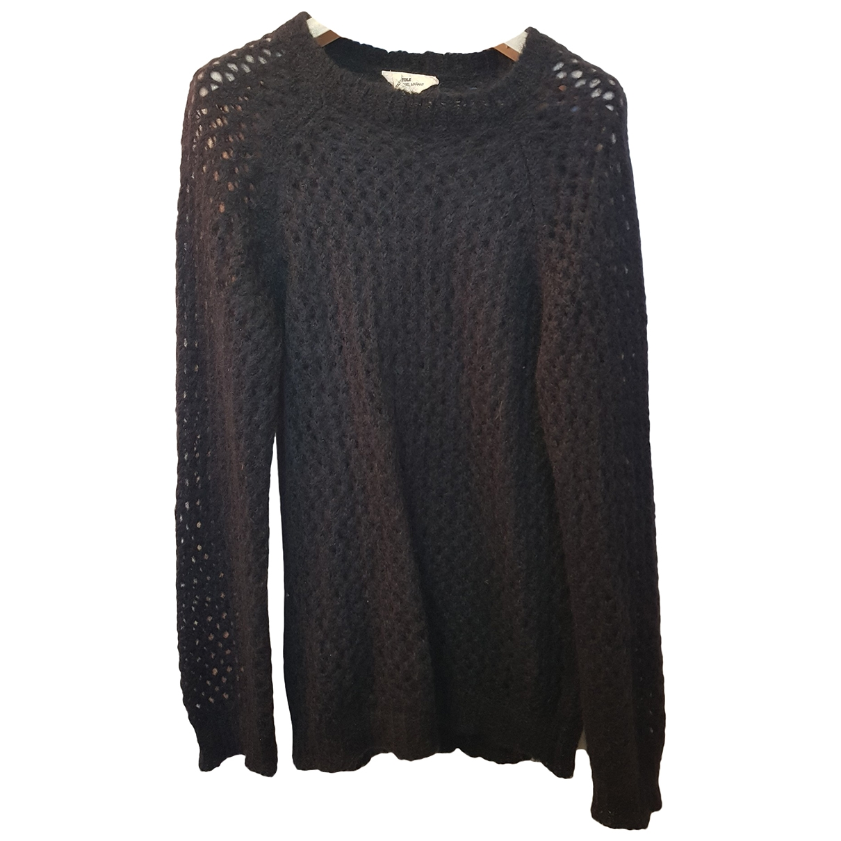 Isabel Marant Etoile - Pull   pour femme en laine - noir