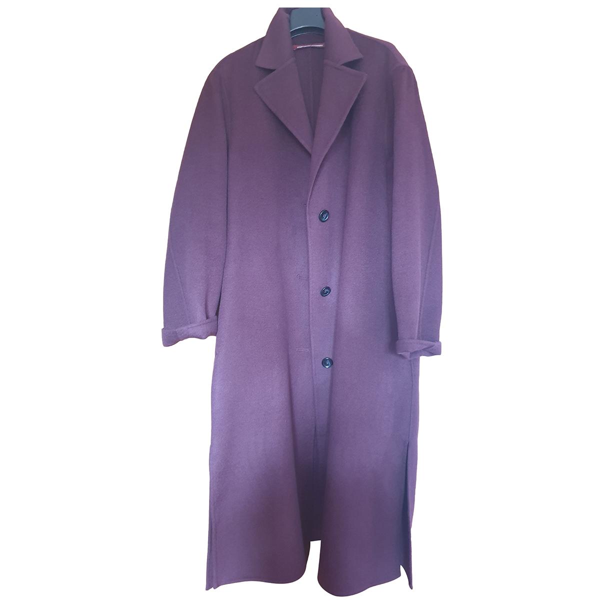 Comptoir Des Cotonniers - Manteau   pour femme en laine