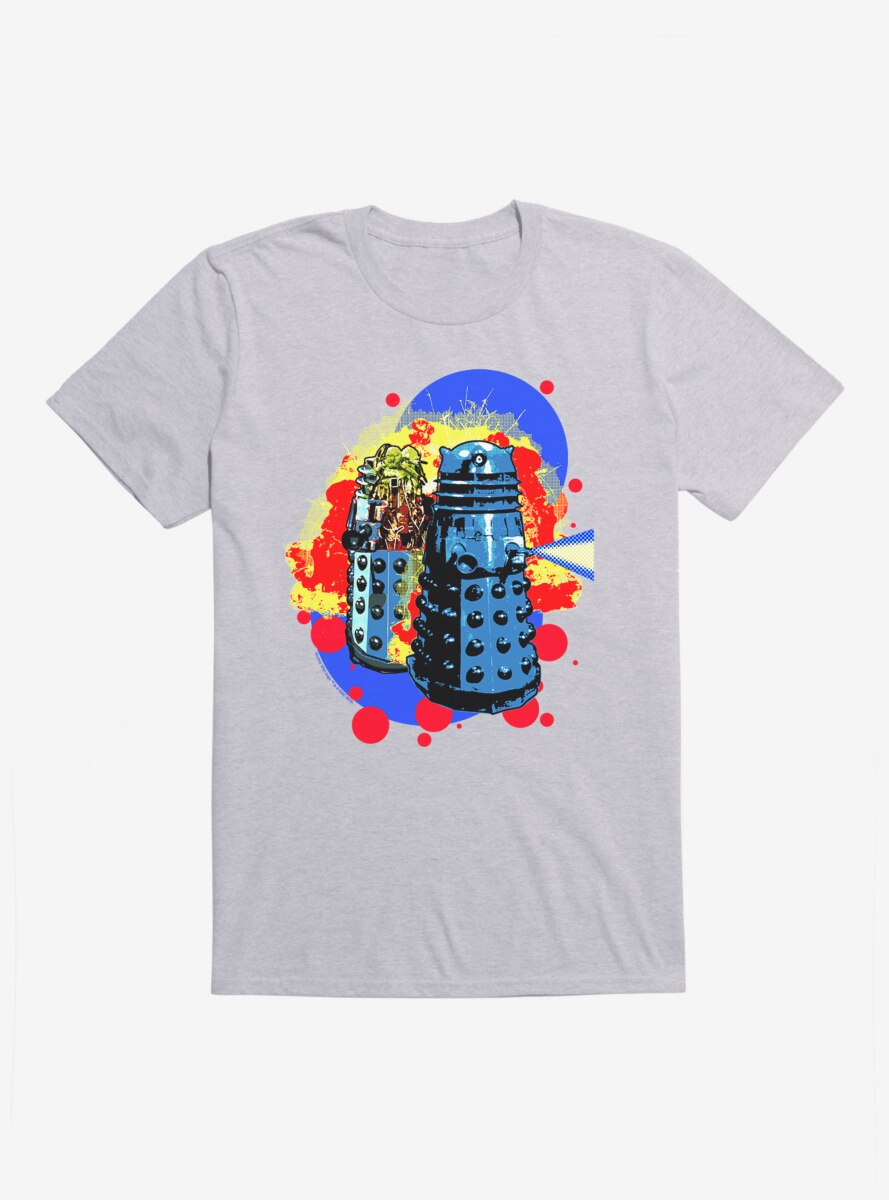 Doctor Who Daleks Pop T-Shirt