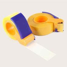 1pc Plastic Tape Dispenser