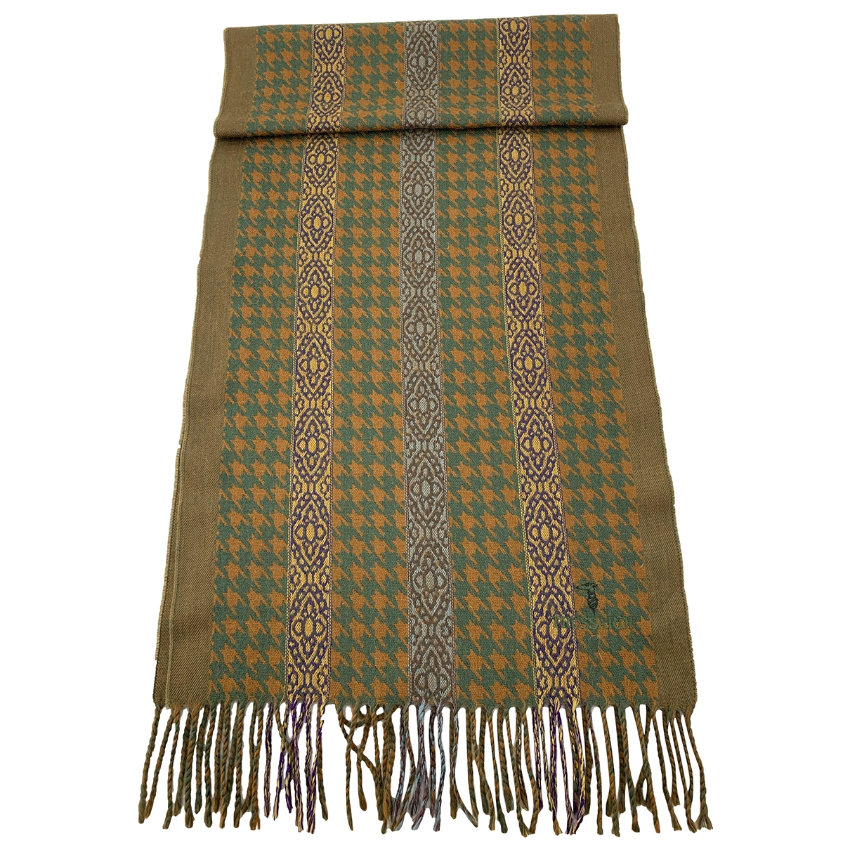 Trussardi \N Schal in Wolle