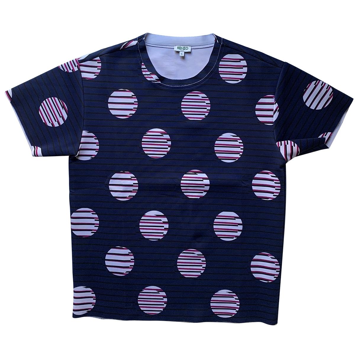 Kenzo \N Blue T-shirts for Men S International