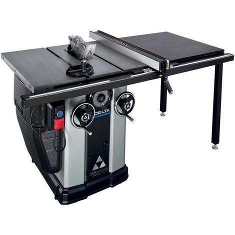 Delta 3 HP 36 In. Table Saw and Fence