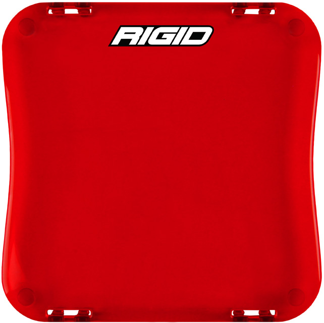 Light Cover Red D-XL Pro RIGID Industries