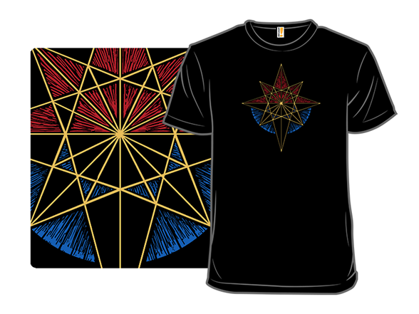 Marvelous Geometry T Shirt