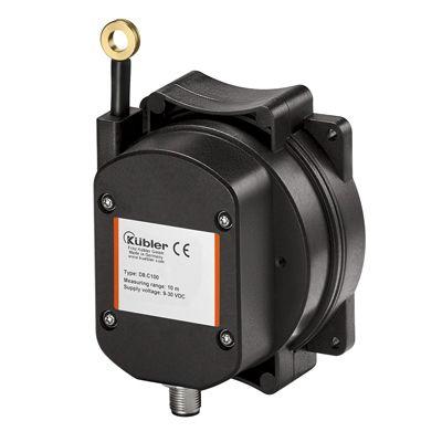 Kubler Encoder  D8.C100.0500.RC11.1000 CANOpen 9 → 30 V dc