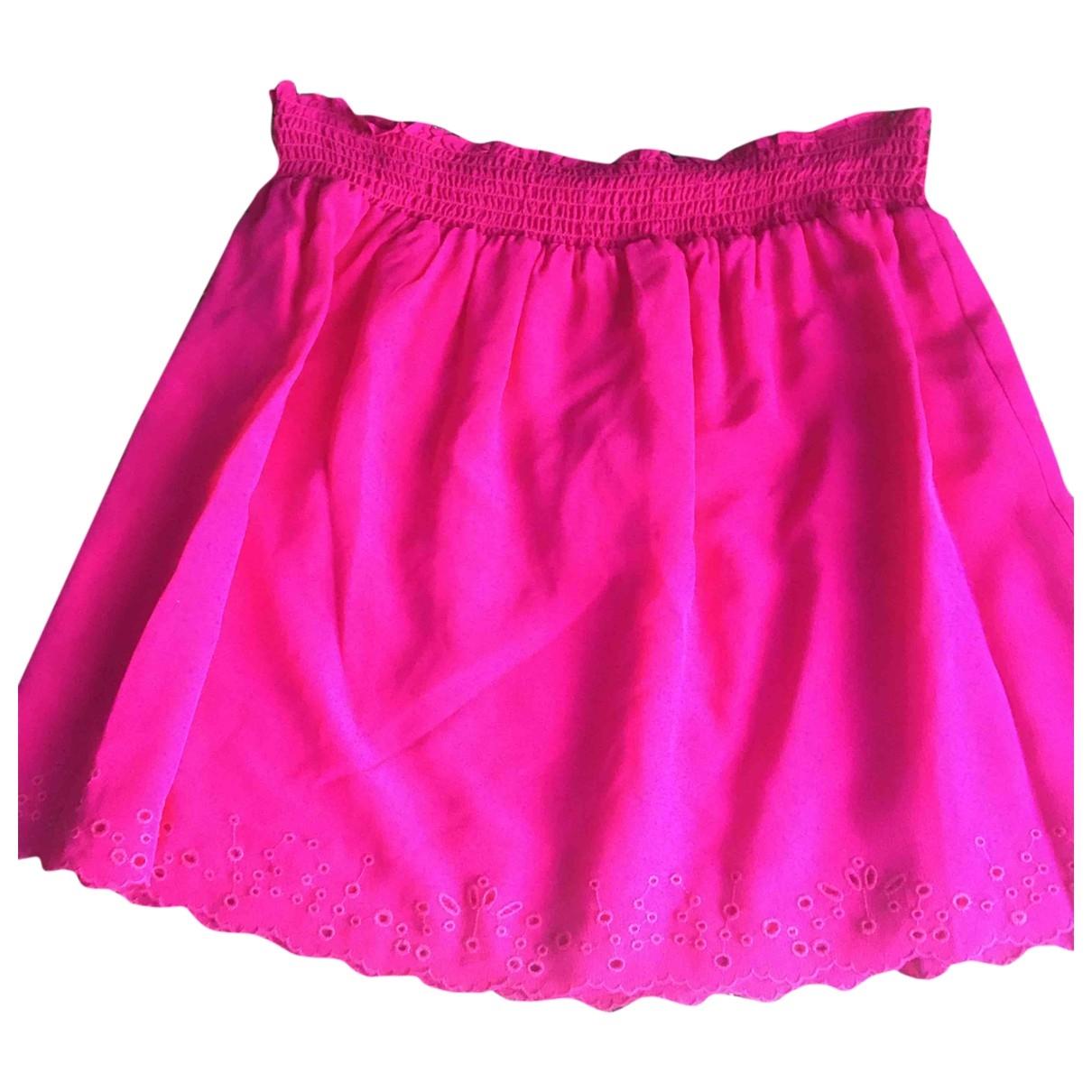 Mini falda de Seda Vanessa Bruno Athe