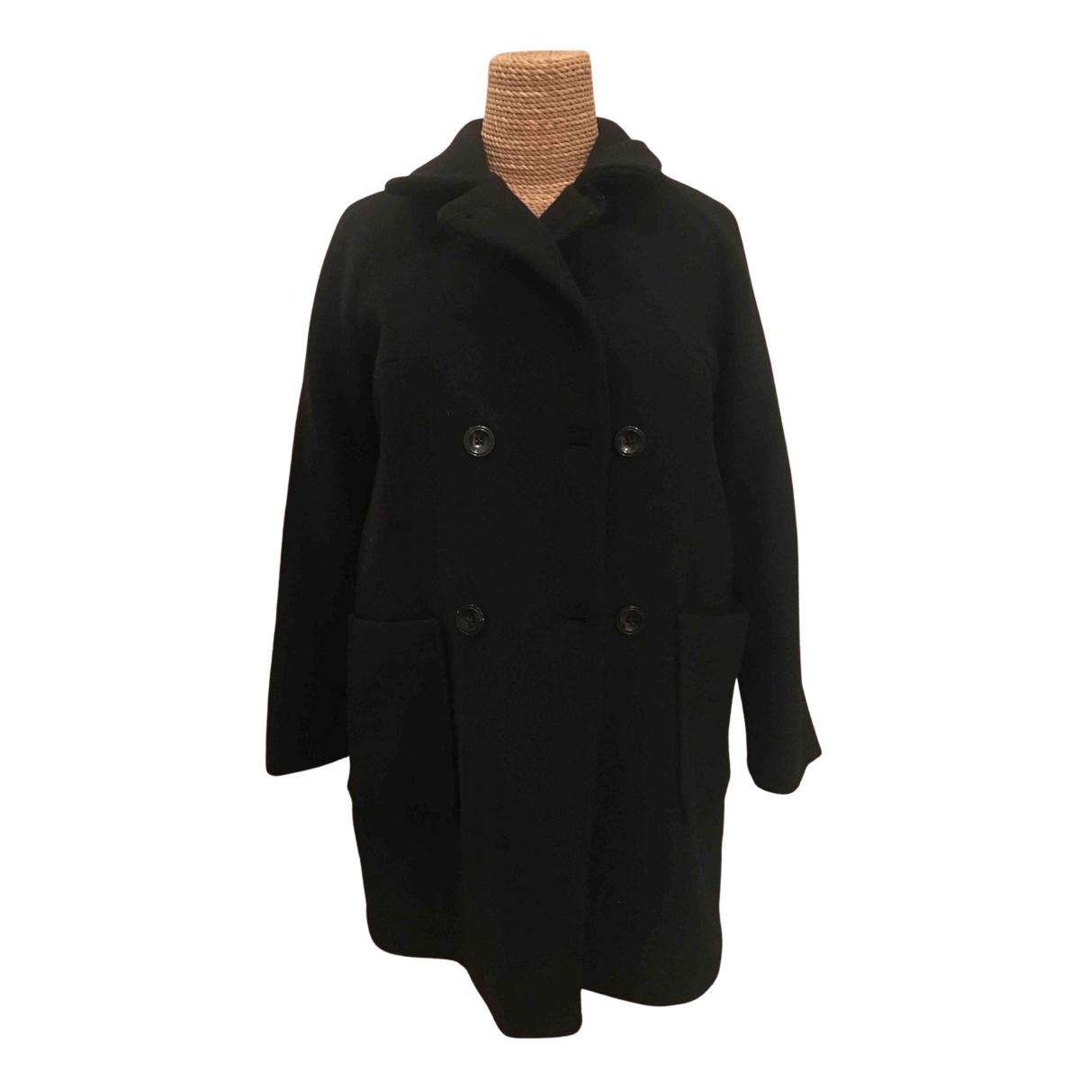 Zara - Blousons.Manteaux   pour enfant en fourrure synthetique - bleu